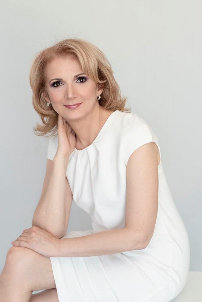 Daniela Palade in dublu rol