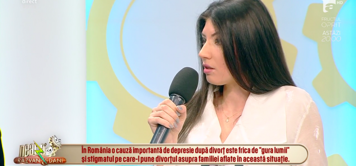 Promo campanie divorț la Neața cu Răzvan și Dani