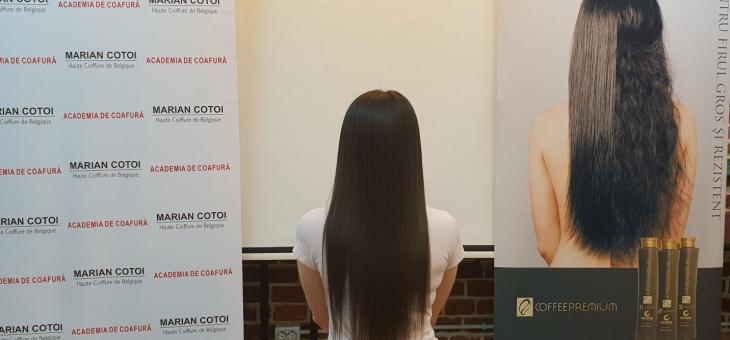 Botox pentru regenerarea firului de păr